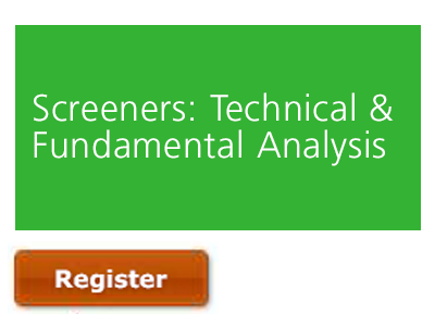 TD Screeners | Bringing Together Technical & Fundamental Analysis