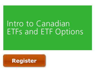 Introduction to Canadian ETFs and ETF Options