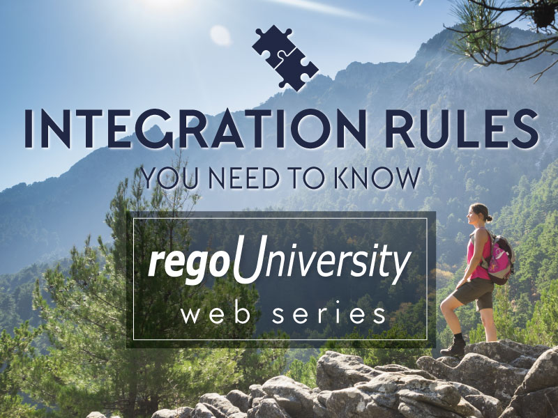 regoUniversity | Integration Rules You Need To Know