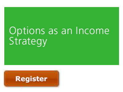 Options as an Income Strategy