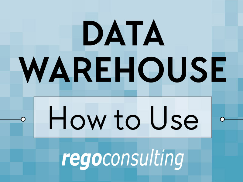 Data Warehouse | How to Use
