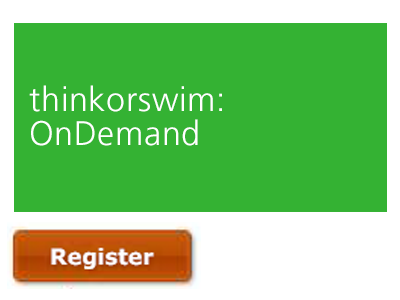 thinkorswim | Backtesting with OnDemand