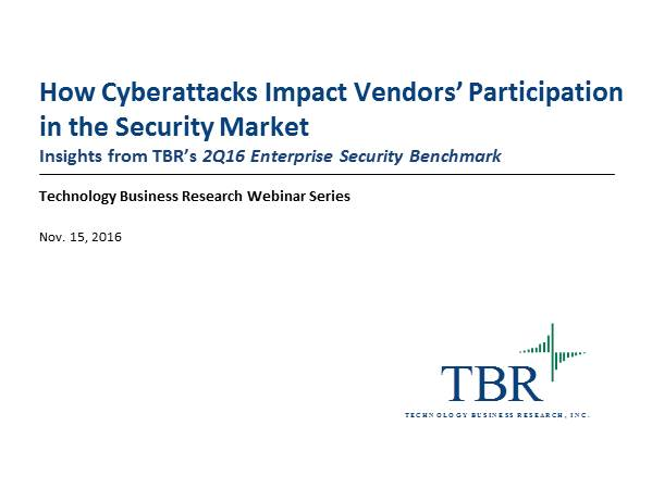 How Cyberattacks Impact Vendors' Participation in the Security Market