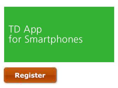 TD App for Smartphones