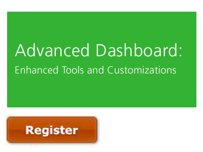 Advanced Dashboard | Enhanced Tools and Customizations