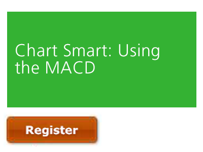 Chart Smart | Using the MACD