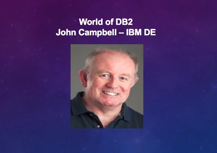 UTILISING LARGER MEMORY REDUCE  CPU - John Campbell