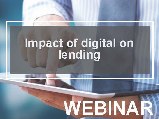 Impact of digital on lending