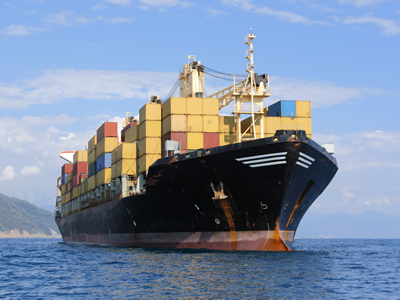 Category Focus: Container Shipping