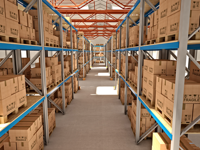 Category Focus: Warehousing