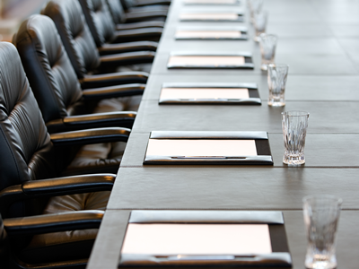 Category Focus: Meetings & Events