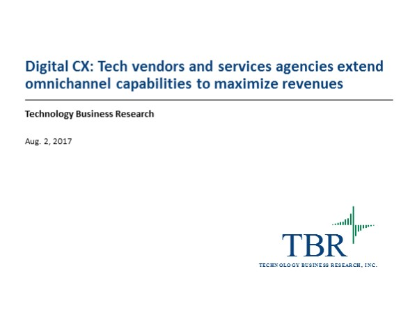#Digital #CX: Tech vendors and services agencies extend #omnichannel capabilities to maximize revenues