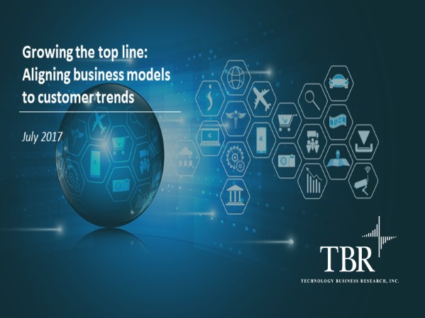 Growing the top line: Aligning business models to customer trends