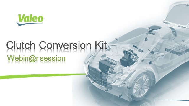Conversion Kit training July 25th