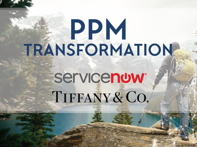 Tiffany & Co. Transforms IT Project and Portfolio
