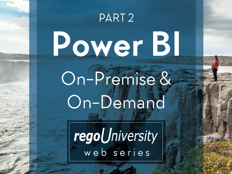 PowerBI On-Premise and On-Demand (Part 2)