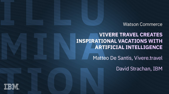 Vivere Travel creates inspirational vacations with artificial intelligence