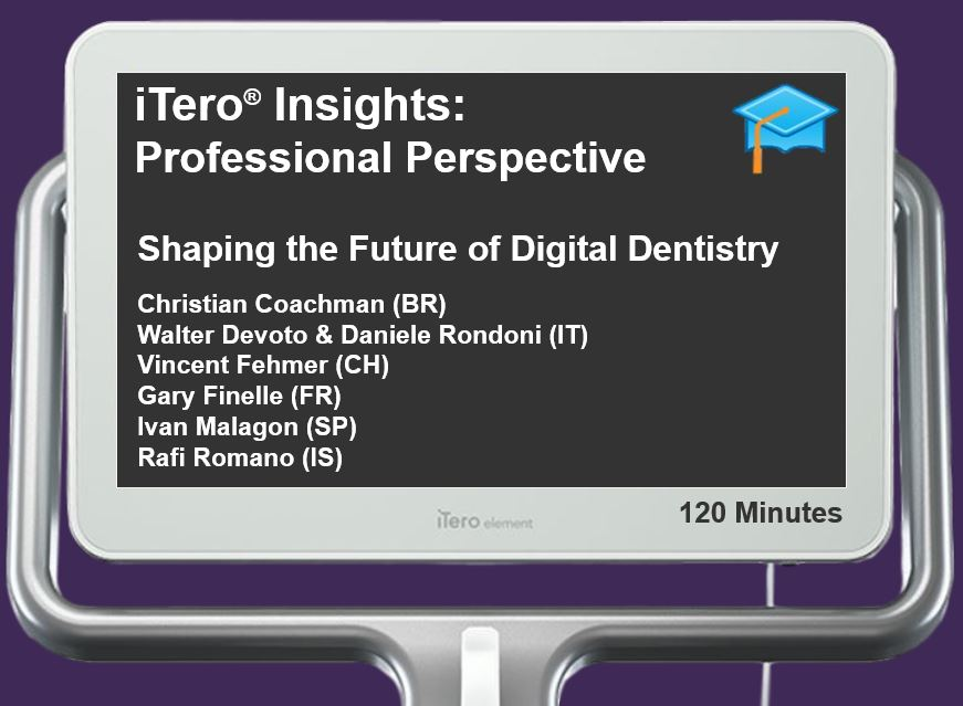Global Dental Experts Discuss Advances in Digital Dentistry