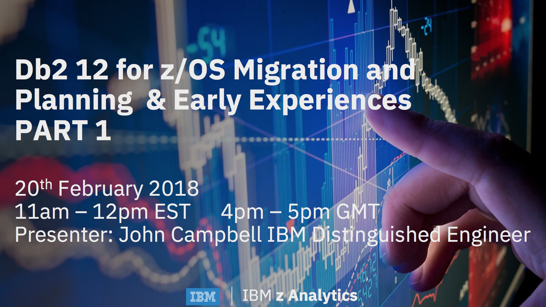 Db2 12 Migration Planning & Early Experiences PART 1