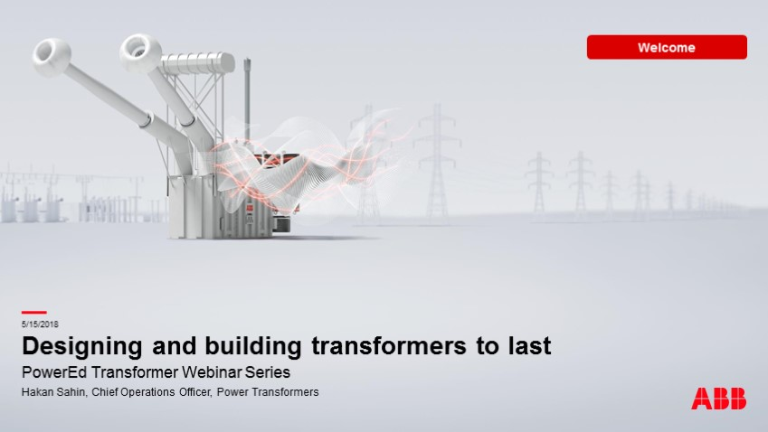 Designing and building transformers to last