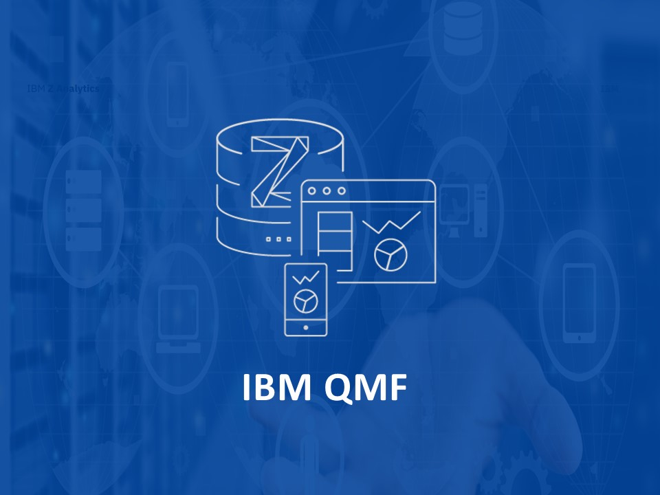 Analytics and Visualizations Infused with AI & Collaboration-  A New QMF Era