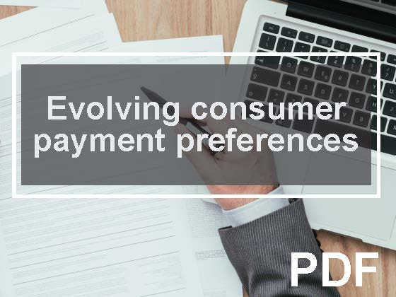 Evolving consumer payment preferences: Takeaways for your credit union