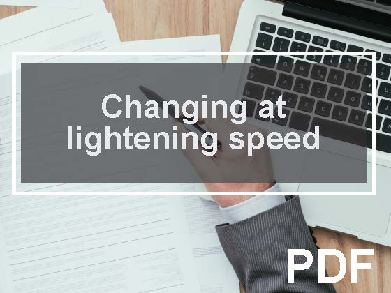 Changing at lightning speed: Three steps to maximize member engagement