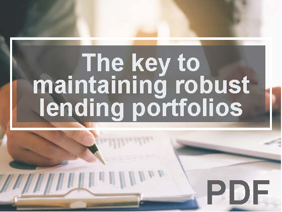 Funding: The key to maintaining robust lending portfolios