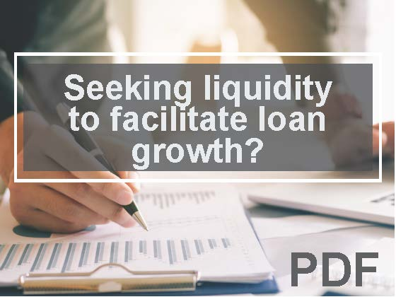 Seeking liquidity to facilitate loan growth? Learn more about two channels of non-member deposits