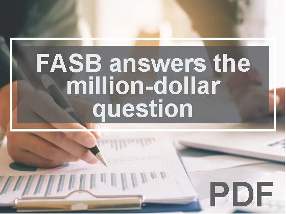 FASB answers the million-dollar question: What is the effective date for credit losses?