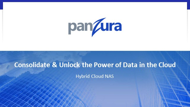 5 Reasons Transforming Your NAS Data To The Cloud Could Save You Up to 70%