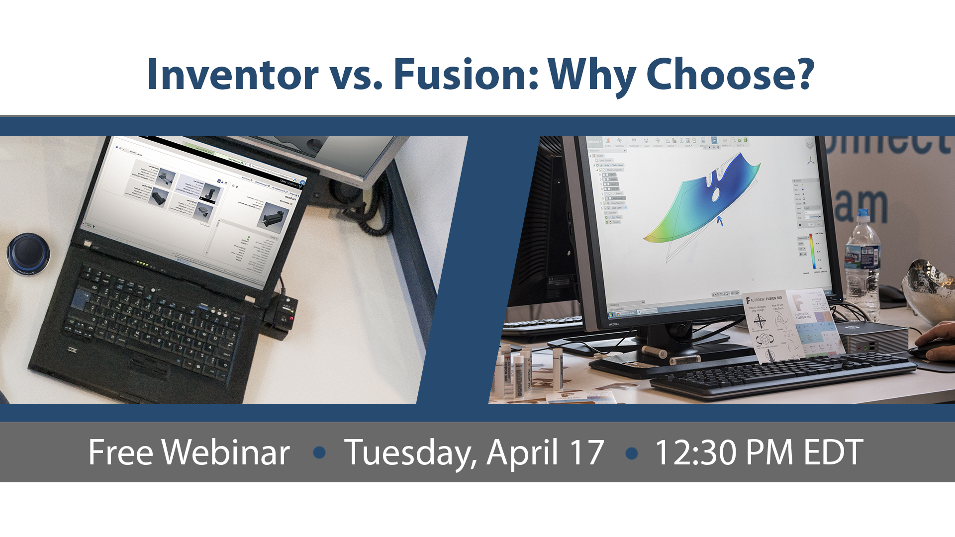 Inventor vs. Fusion: Why Choose?