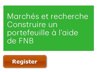 Marchés et recherche | Construire un portefeuille à l'aide de FNB