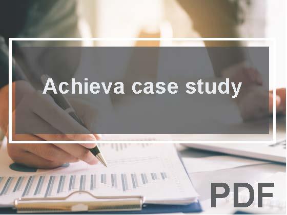 Achieva case study