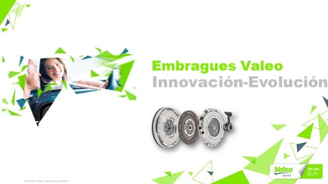 Embragues Valeo: Innovación Evolución.