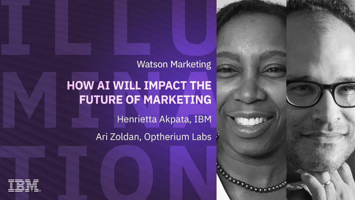 How AI will impact the Future of Marketing