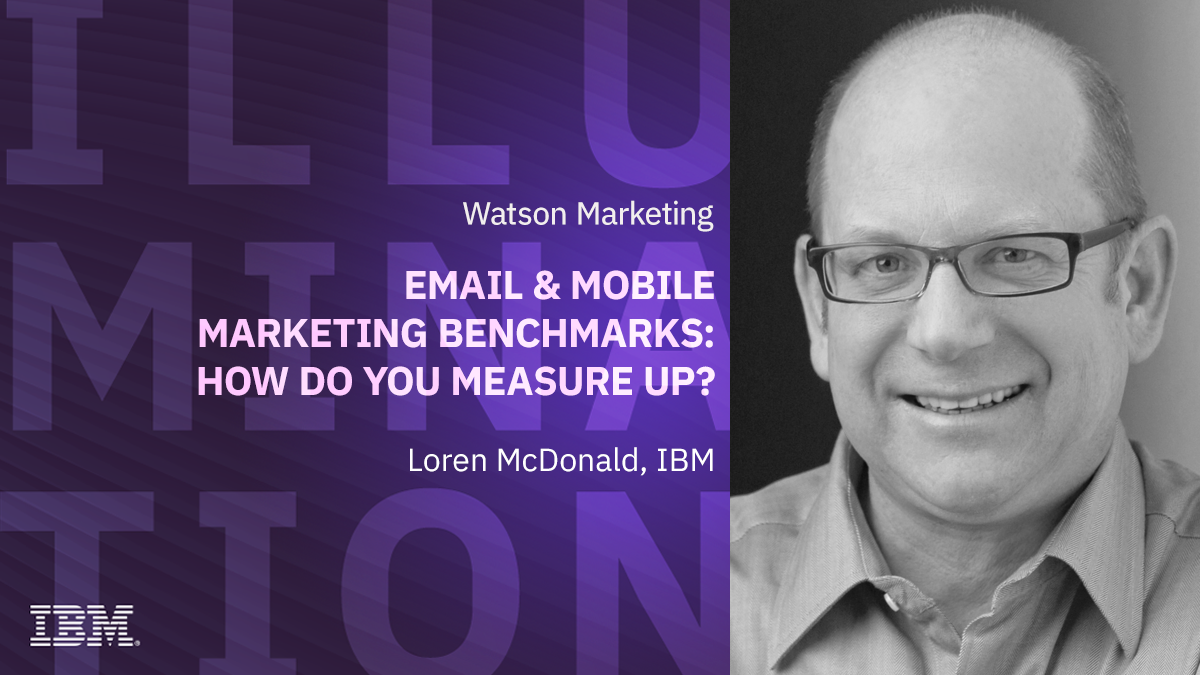 Email & Mobile Marketing Benchmarks: How Do You Measure Up?