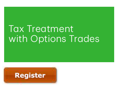 Tax Treatment With Options Trades presented by KPMG & the Montreal Exchange