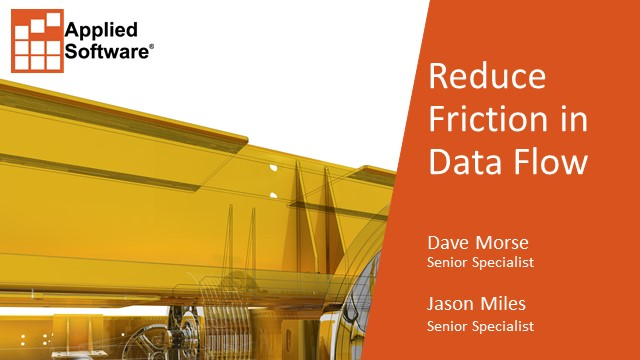 Reduce Friction in Data Flow