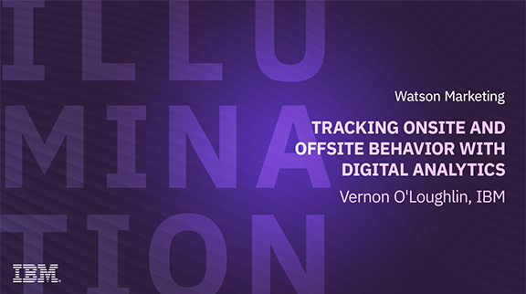 Client Community: Tracking onsite and offsite behavior with Digital Analytics