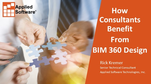 How Consultants Benefit from BIM 360 Design