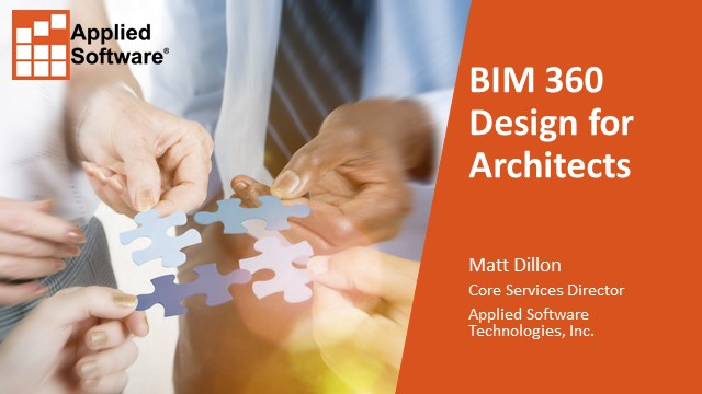 Cloud Worksharing, Design Collaboration & Data Management  for Architects