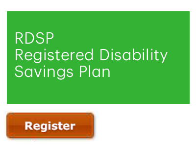 RDSP | Registered Disability Savings Plan