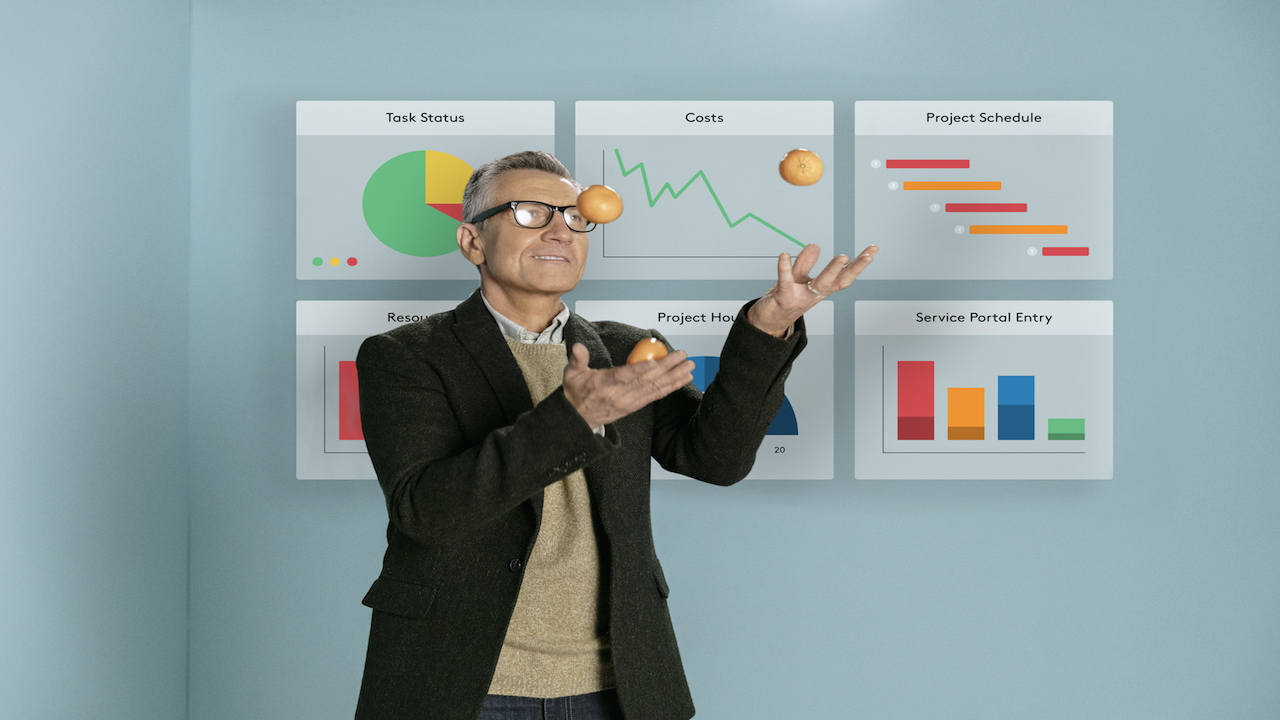 Maximize IT Efficiency with SAM on a Single Platform