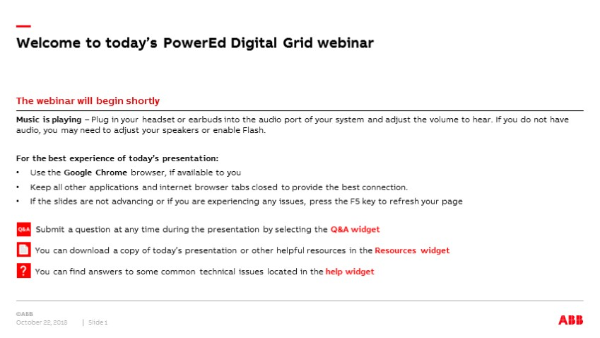 Distribution grid management 101: What's next