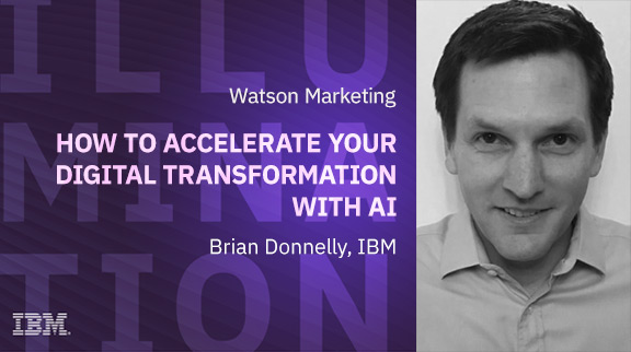 How to accelerate your digital transformation with AI