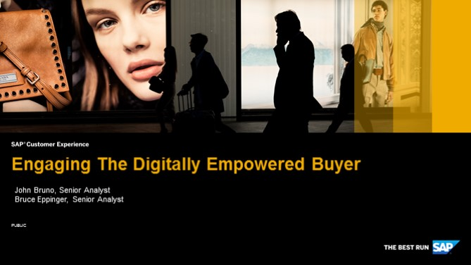 Engaging The Digitally Empowered Buyer