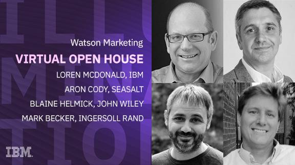 Watson Marketing Virtual Open House
