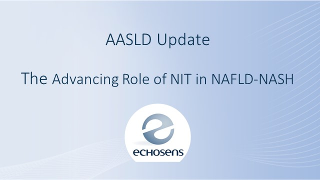 AASLD 2018 Update: Advancing the Role of NIT in Liver Disease