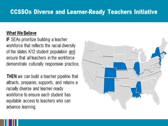 Educator Workforce: How States are Using Levers of Control to Increase Diversity